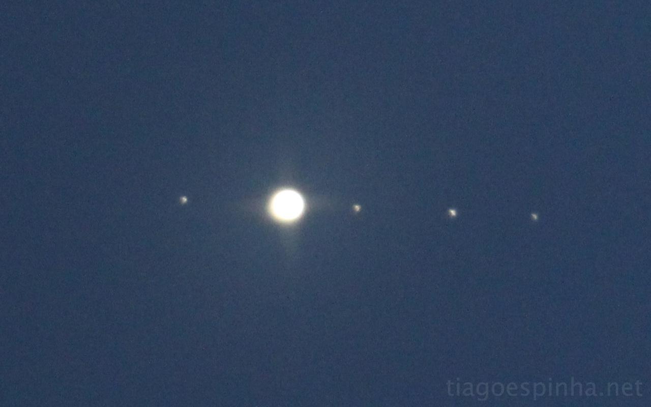 Jupiter, photo 1